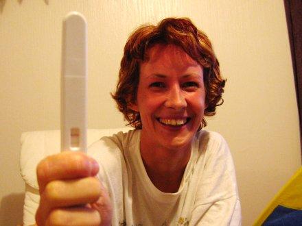 Tehotensky test